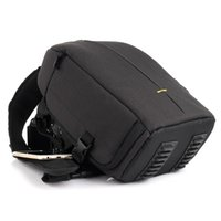 cámara 5d mark iii al por mayor-Bolso de la cámara DSLR impermeable para Canon EOS 5D Mark II III 1300D 1200D 750D 800D 760D 700D 600D 7D 6D 70D 60D Mochila para cámara