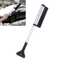 Wholesale brush shovel for sale - Group buy Snow Brush Ice Scraper Car Windshield Sonw Ice Shovel Spade Scoop Vehicle Window s Aluminium Extendable Snow Dust Remover