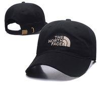 casquettes de baseball américain achat en gros de-2018 NOUVEAU POLO golf The North Caps Hip Hop Face strapback adultes Casquettes de baseball Snapback Coton solide Bone European American Fashion chapeaux