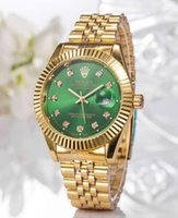 Wholesale diamond wave hair for sale - 44 ROLEX Top Famous Luxury Brand mm Watches Mens Watch Auto Date Master Stainless Steel Band Sports Men Sports Watch diamond Wristwatch