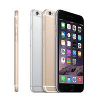 iphone original remodelado venda por atacado-Original 4.7inch Apple iPhone 6 IOS Phone 8.0 MP Camera Sem Touch ID 4G LTE Desbloqueado Telefones Celulares Recondicionados