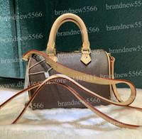 Wholesale red crossbody handbags for sale - Group buy 2019 Summer Long Belt Nano Handbag Women s Small Shoulder Bag Nano Lockit Bucklet crossbody Bag with Box