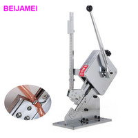 Wholesale price plastic bags resale online - Beijamei Hot sale Manual U shape Single Sausage Clipper Machine Plastic bag Fruit Bag tying machine price