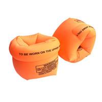 Ein Paar PVC-Schwimmen-Arm-Band-Ring Der Aufblasbare Luft-Ärmel Kinder Schwimmt