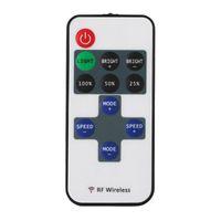 mini rf sender großhandel-RF Mini für Monochrom-Dimmer-Controller RF Smart Home Wireless Digital-Fernbedienung 433 MHz Switch Universal Transmitter K5