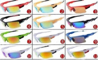 Wholesale outdoor cycling glasses for sale - Group buy Popular Sunglasses Cool Brand New Designer Sunglasses for Men and Women Outdoor Sport Cycling SUN Glass Eyewear colors Factory Price