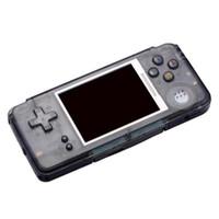 lcd-format großhandel-RETROGAME Mini-Handspiel-Player 64bit 3.0-Zoll-LCD-Portable-Spielkonsole für CP1 CP2 NEOGEO GBA FC-SFC-MD-Format