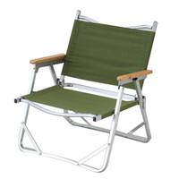 tragbarer klappstuhl stuhl großhandel-Klappstuhl Lagerhocker Angeln Stühle Tragbare Aluminiumlegierung Outdoor Strand Flexible Multi Farbe Bardian 95rxf1