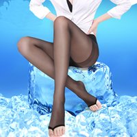 offene zehenmode socken großhandel-Fischmundsocken Ms Sommer ultradünne Strumpfhosen Mode Sexy Anti-Haken Wild Open Toe Strümpfe Fabrik Großhandel