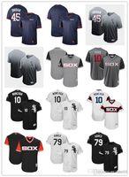 yoyo für kinder großhandel-Herren White Sox 45 Michael 8 Bo Jack 14 Paul Konerko 10 Yoan Moncada