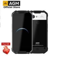 telefone celular x2 venda por atacado-OFICIAL AGM X2 SE 6 G + 64G Android 7.1 do Telefone Móvel 5.5