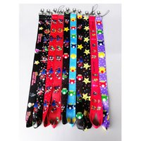 Wholesale china lanyards resale online - High Quality cm Super Mario Bros Mario and Luigi Lanyard For Phone Keys ID Card DHL