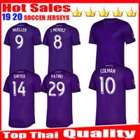 camisa spandex para homem venda por atacado-2019 2020 MLS Futbol Club J.MENDEZ MUELLER KAKA DWYER PATIñO camisa de futebol em casa 19 20 home men jerseys uniforms Soccer Shirts