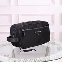 Wholesale ladies travel cosmetic bag case resale online - New designer Clutch bag for men cosmetic bag women big travel organizer storage wash bag make up men purse Cosmetic case
