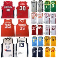 basquetebol para crianças venda por atacado-3NCAA 2019 new Men crianças de Basquete Jersey Casa duke0 Respirável J Barrett1 branco azul ersey Flame_Retardant2