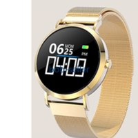 Wholesale android whatsapp smartwatch online – CV08C Smart Watch Hombre Men Women Smartwatch Blood Pressure Heart Rate Monitor Whatsapp Facebook Fitness Tracker
