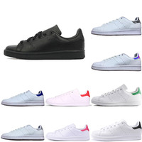 e3110b4aff7 Smith new Raf Simons Stan Spring Copper White Pink Black Fashion Shoe Man  Casual Leather brand woman man shoes Flats Sneakers eur 36-44
