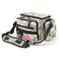 ingrosso scatole impermeabili di pesca-Grande Multifunzionale Fishing Tackle Bag Case Lure Boxes Tracolla Tasche Marsupio Impermeabile Attrezzatura da pesca Pack # 208784