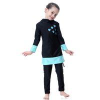 a59d060e22 ... Beachwear All Covered Swimwears. 34% Off. AUD  22.05. Floral swimwear  women islamic muslim swimsuit swimming suit ...