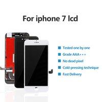 touchscreen lcd-display-modul großhandel-10 stücke für iphone 7 8 lcd display modul 3d touch digitizer assembly ersatz 4,7