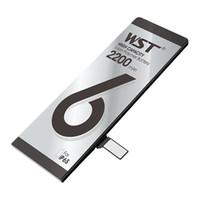 verizon samsung galaxy großhandel-Handy-Ersatzbatterien für iPhone 6 6s 7 8 Plus-Handy-Akku mit echter Kapazität und Reparatur-Tools-Kit