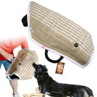 Wholesale bit arm resale online - German Shepherd Dog Bite Sleeve Tugs Protection Arm Sleeve For Training Work Dogs Pit Bull Medium Large Dogs Y200330