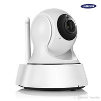 Wholesale ccd wireless night vision camera resale online - Home Security Wireless Mini IP Camera Surveillance Camera Wifi P Night Vision CCTV Camera Baby Monitor