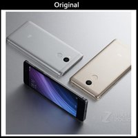 goophone india al por mayor-Original Xiaomi Redmi 4 5 pulgadas 3G RAM 32G ROM Snapdragon 430 Octa Core 1280x720 4100mAh 13.0MP 4g Lte vs goophone nota 8 goophone i6