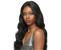 Wholesale weave hairstyles for natural hair for sale - Group buy Body Weave Lace Front Wigs for Black Women Peruvian Remy Body Wave Lace Frontal Human Hair Wig Pre Plucked with Baby Hair