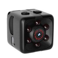 frente traseira carro câmeras venda por atacado-Car Gocomma SQ11 1080 P Mini Câmera para Carro Traço Cam Frente e Traseira Dentro e Fora