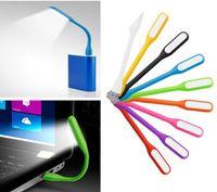 12v schreibtischlampe großhandel-Computer-Peripheriegeräte Neuheit Beleuchtung Notebook Laptop leuchtet tragbare USB-Tastatur Lampen Tisch Schreibtisch LED Mini Book Lights