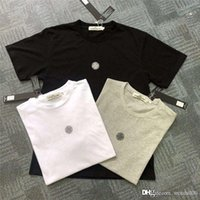 neue wellen t-shirts großhandel-19SS Sommer neue Welle Kurzarm-T-Shirt Brief Logo Druck klassische Männer und Frauen Studenten T-Shirt Großhandel
