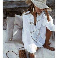 Women/'s Donna Pizzo Kimono Aperto Sul Davanti Abaya Maxi Lunga Stile Cardigan con Cintura