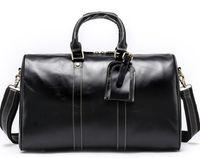 büyük hobo deri çanta toptan satış-En kaliteli yeni kadın Büyük hakiki oksitleyici Deri bagaj seyahat KEepAll bayan çanta tote çanta çanta ARTsy designl08