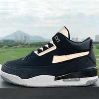 Wholesale metallic blue high boots for sale - Group buy 2019 New high quality Tinker Black Cement M Reflective glow tinker Men basketball shoes Metallic Gold Hatfield s Sliver argente