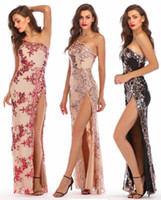 Wholesale girls dress for night club resale online - 2019 Night club china Embroidery formal long evening beach Clothing china neck club Hot for girl Selling Dresses Fashion short sexy Dress