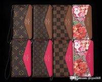neue flip-telefone großhandel-G neu für flip leder brieftasche marke case telefon case abdeckung für iphone 7 7 plus 8 8 plus x xs xr xs max 109