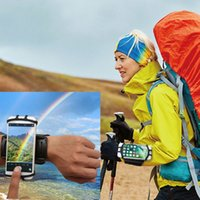 Wholesale armband phone holder for sale – best Outdoor Rotatable Running Armband Adjustable Silicone Phone Holder Case Outdoor Sports Arm Band Strap Arm Warmers