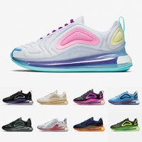 Nike Air max 720 airmax 720 shoes Sea Forest Be True Scarpe da corsa da donna per uomo Psychic Powder Triple Black Northern Lights Day Sunrise
