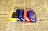 vender chaveiro venda por atacado-Chaveiro Lanternas Mini LED Pequeno Não-solar Chaveiro Lanterna Pequena Luz Portátil Vender Daily Carry 19g 2 1hs