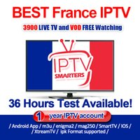 Wholesale Iptv Smarters French Italy UK IPTV Subscription Covering Live And VOD Free Smart TV Italy USA Abonnement Iptv Hours Free Test