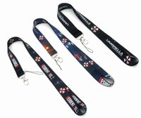 Wholesale new product key resale online - new product Resident Evil Umbrella Neck Strap Lanyard Mobile Phone Strap ID Badge Holder Rope Key Chain Key