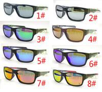 bisiklet güneş gözlüğü yüksek kalite toptan satış-5 adet yaz erkekler marka güneş gözlüğü TR90 çerçeve Polarize lens yüksek kalite Spor bisiklet gözlükleri kadın moda güneş gözlüğü ücretsiz gemi