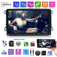 ingrosso vw player-9 '' Android Radio multimediale per auto VW Polo CC Jetta con GPS Wifi BT