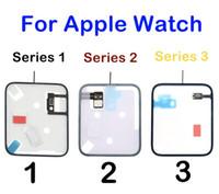 izlemek toptan satış-Apple İzle Serisi 1/2/3/4 Yerçekimi Indüksiyon Sense Bobin Gücü Dokunmatik Sensör Apple Için Flex Kablo Değiştirme İzle 38mm 42mm 40mm 44mm