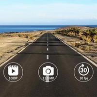 ingrosso touch screen per cruscotto auto-Registrazione IPS 4insh Car DVR Dashboard Videocamera Guida Registratore Touch Screen G-Sensor Rilevazione movimento Registrazione loop