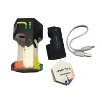 e zigaretten mods vv vw großhandel-Mini-Starter-Kits 650mAh VV-Batterie mit variabler Spannung für dicke Ölpatronenbehälter imini box battery Vape mod Kit