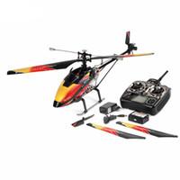 Wholesale gyro brushless resale online - V913 RC Helicopter G CH Single Blade Built in Gyro Super Stable Flight High Efficiency Brushless Motor Drone Model