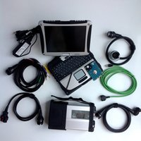 Wholesale special cable online - For B enz Detector Diagnostics B ENZ mb star C5 Special May Soft ware with Engineer D TS