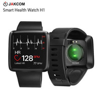 sehen sie kinder handy gps großhandel-JAKCOM H1 Smart Health Watch Neues Produkt in Smartwatches als Handys Jet Sport NFC